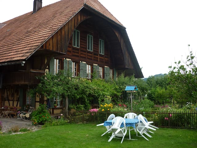 Lauperswil的民宿