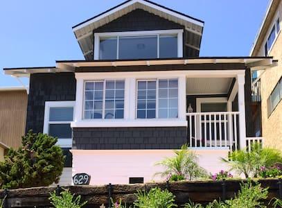 Charming Manhattan Beach Cottage