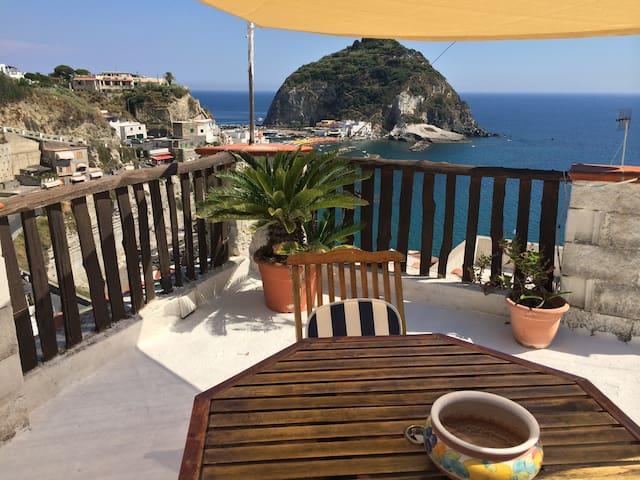 Mediterranean Apartment Sea View