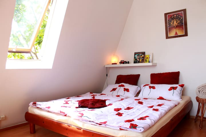 Romantic and Quiet Apartment, 15 min from center