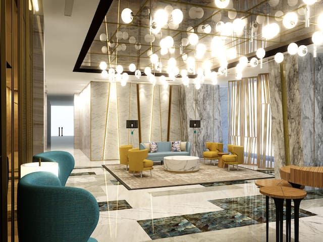 Menteng Park Studio 31st Floor (Diamond) Fast Wifi