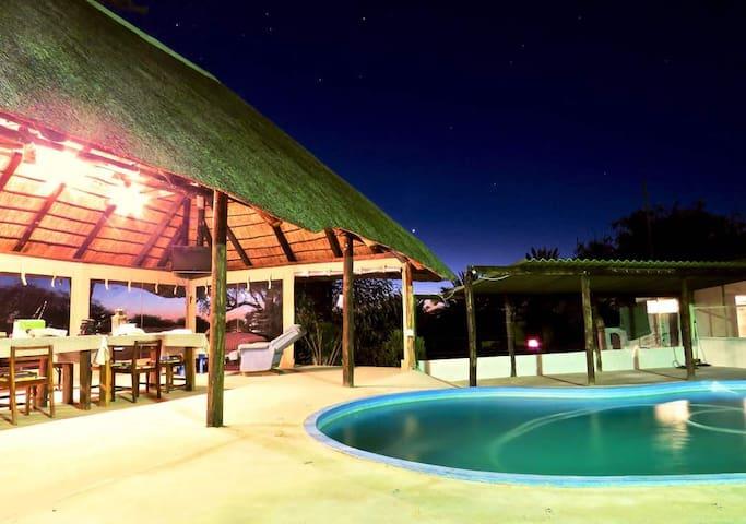 Karibib的民宿