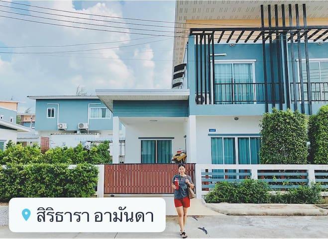 Tambon Khao Rup Chang的民宿