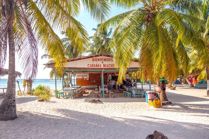 San Blas Islands的民宿
