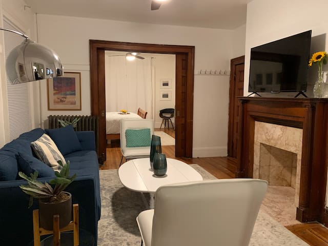 Sophisticated, Chic 2BR in the heart of Albany