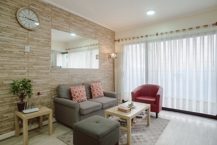 Beautiful apartment in an unbeatable location
