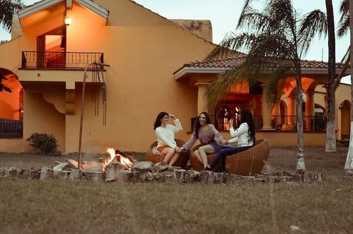 Tamaulipas的民宿