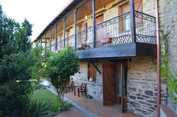 San Pedro de Olleros的民宿