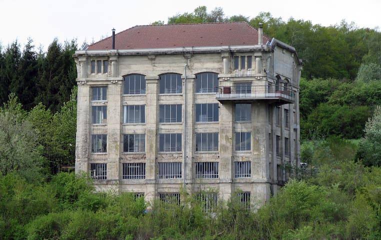 Gercourt-et-Drillancourt的民宿