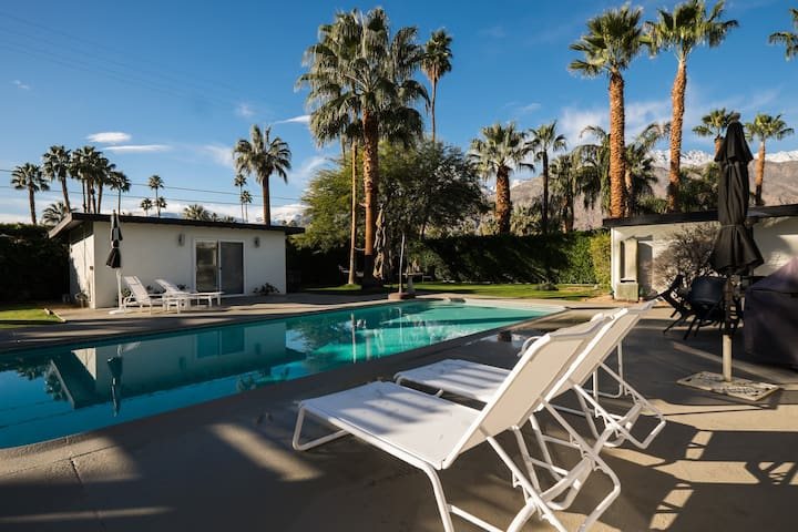 Paradise in Palm Springs – Casita