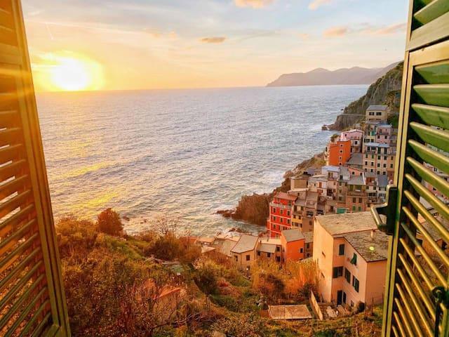 Riomaggiore with sea view (011024-CAV-0069)