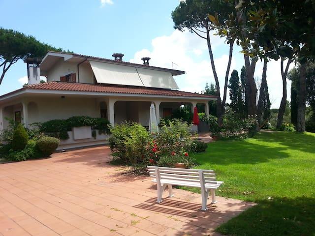 Residenza Aurelia的民宿