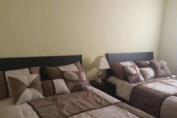 Beige Room in Rego Park