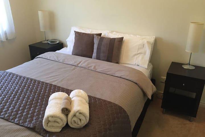 Spacious 3 Bedroom Apartments