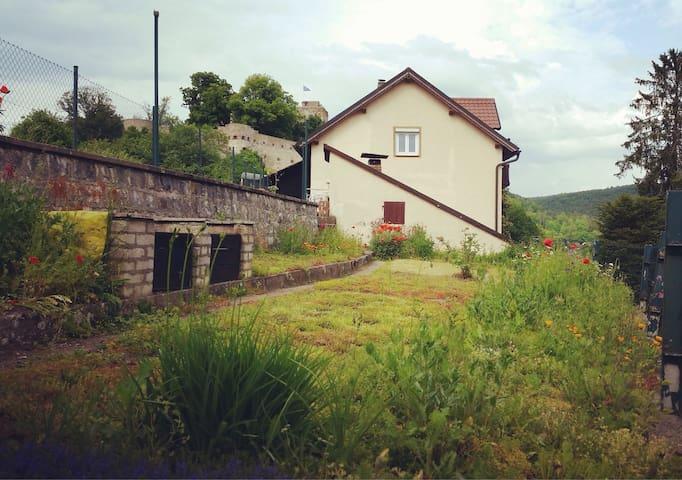Pappenheim的民宿