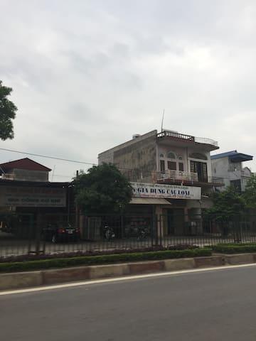 Kon Tum的民宿