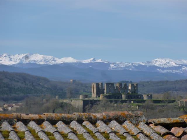 Tréziers的民宿