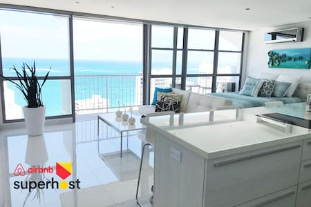 Modern Studio w. Spectacular View, Parking On Site