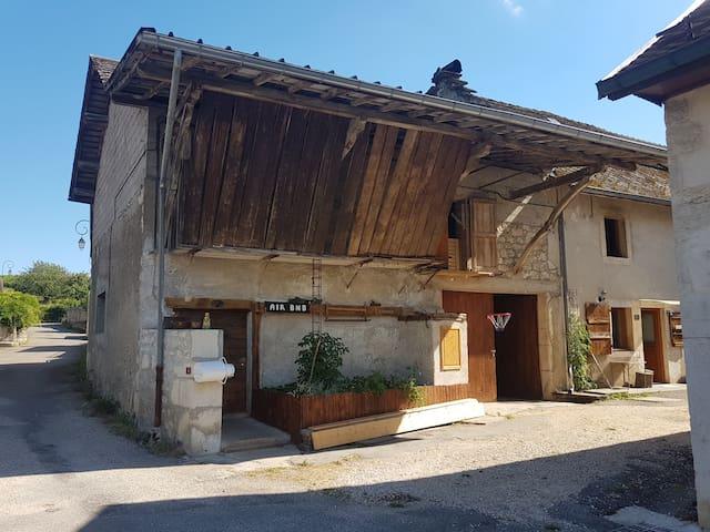 Flaxieu的民宿