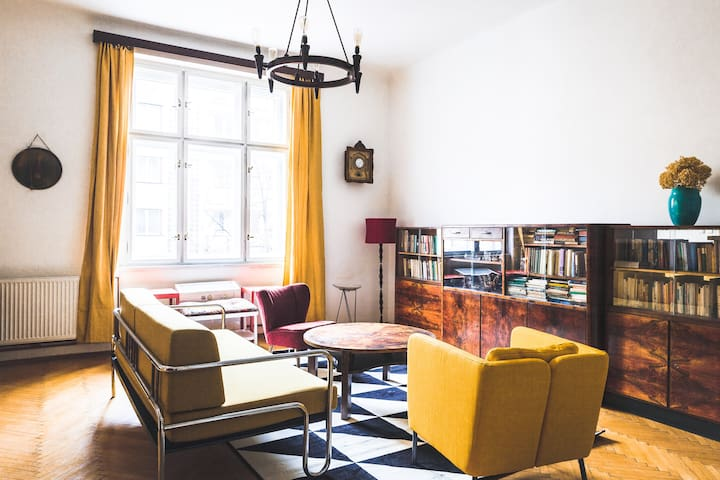 Old School Cool Apartment · The Best District