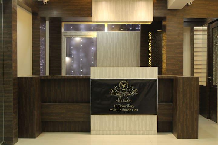 Delite Vishram AC Dormitory
