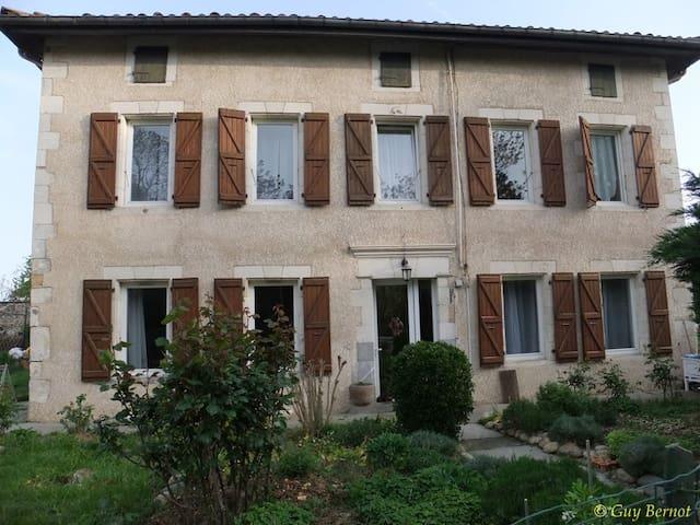 Martres-Tolosane的民宿