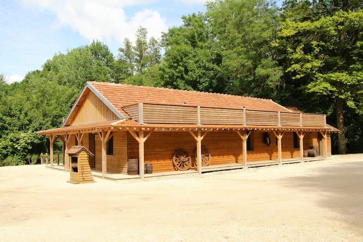 Barberey-Saint-Sulpice的民宿