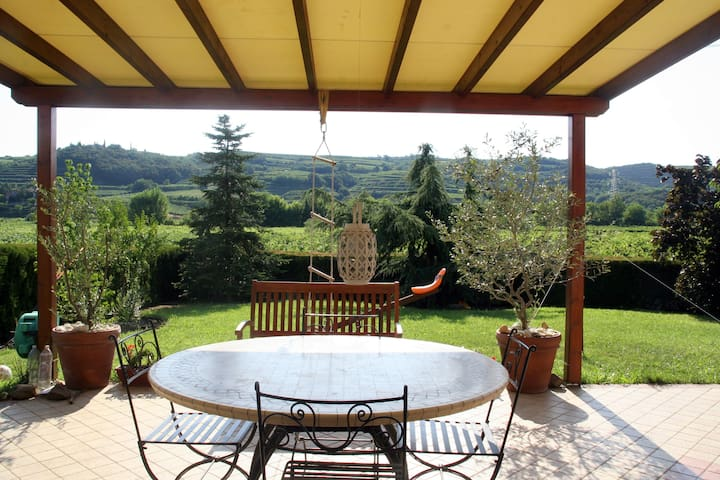 Soave country-house close to Verona