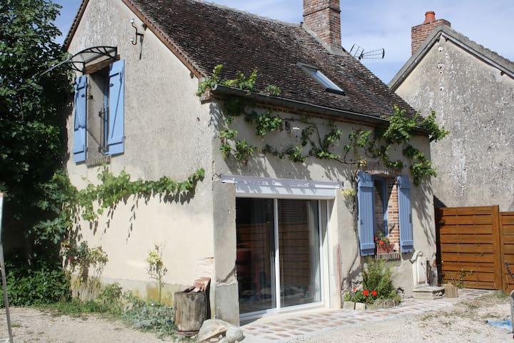 Les Ormes-sur-Voulzie的民宿