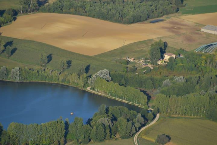 Puygaillard-de-Quercy的民宿