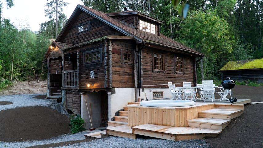 Järvsö的民宿