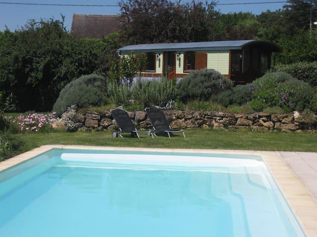 Saint-Sauveur的民宿
