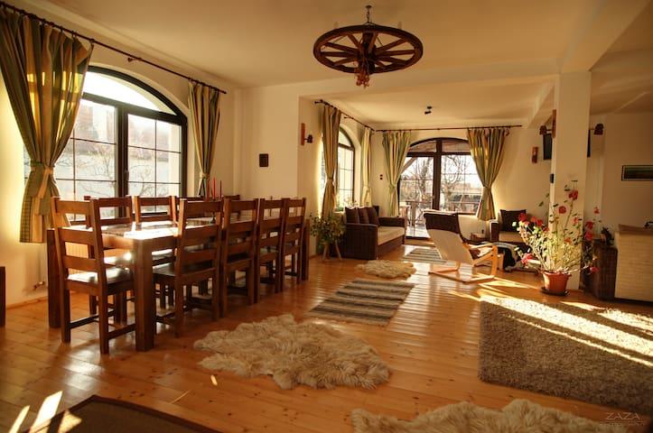 Cârțișoara的民宿