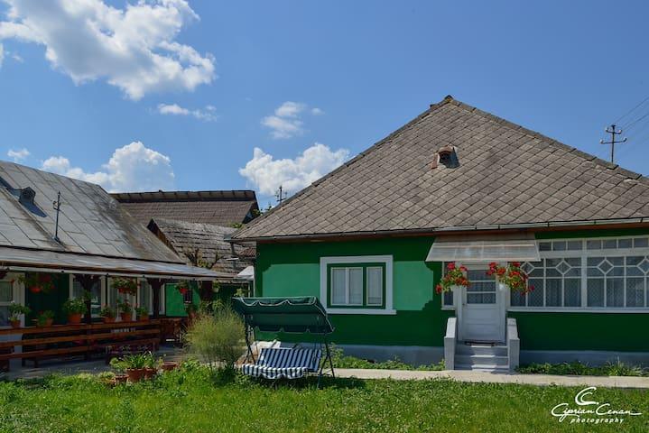 Bogdan Vodă的民宿