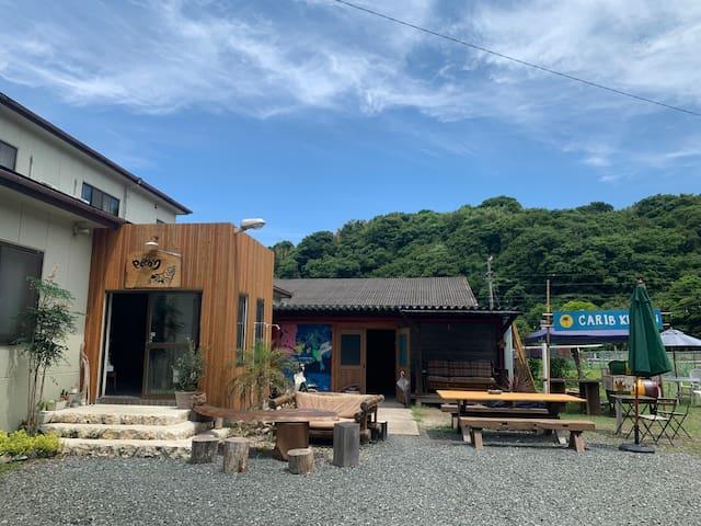 Minamichita, Chita District的民宿