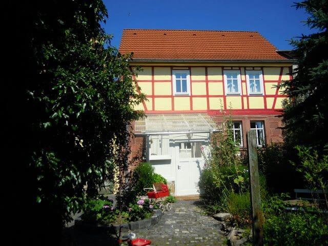 Kyffhäuserland的民宿