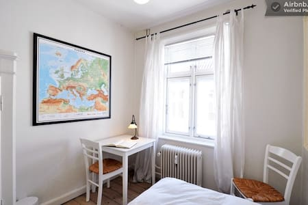 Lovely room - in the heart of CPH!