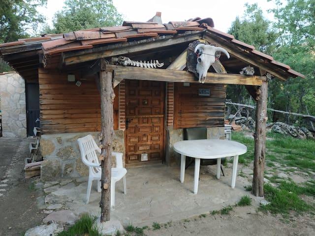 Cabaña en la Sierra