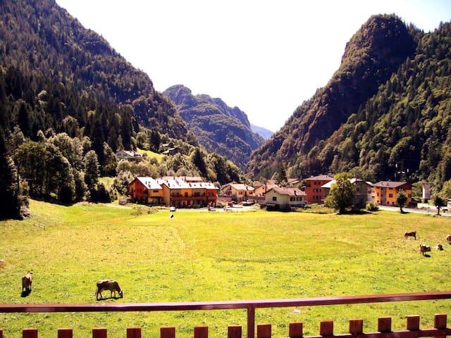 Trabuchello的民宿