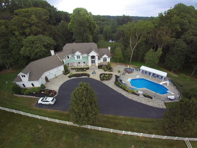 One of a kind Estate for Private Events