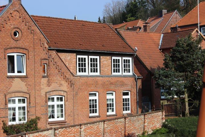 Lauenburg Elbe的民宿