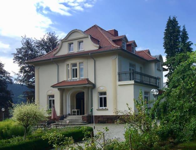 Friedrichroda的民宿