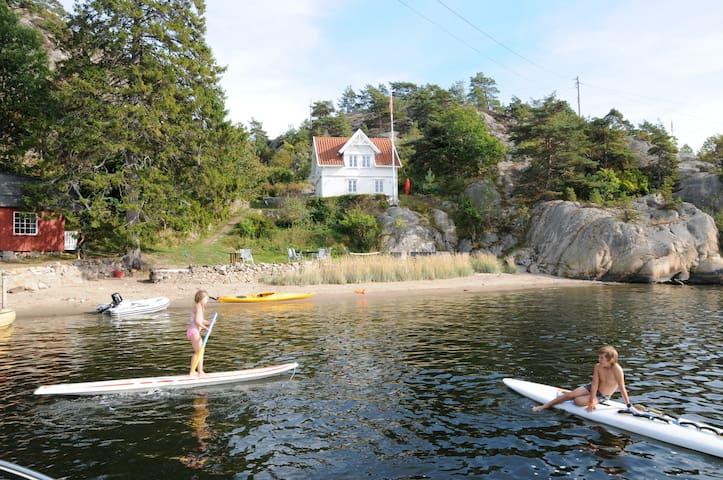 Nordre Sandøy的民宿