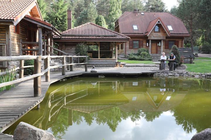 Grzybowce的民宿