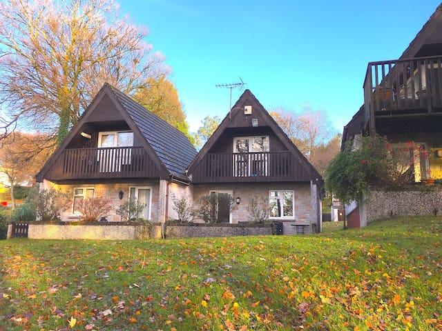 A Tamar Valley Lodge