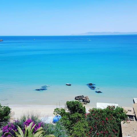 Aïn El Turk的民宿