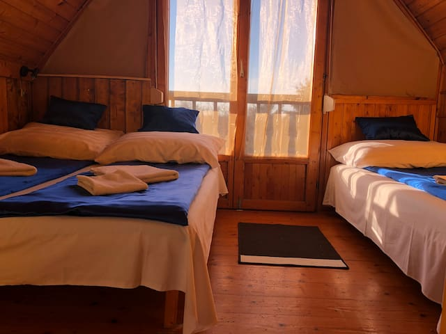 Triple room with own bathroom