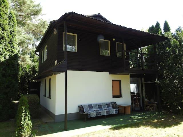 Popowo-Parcele的民宿