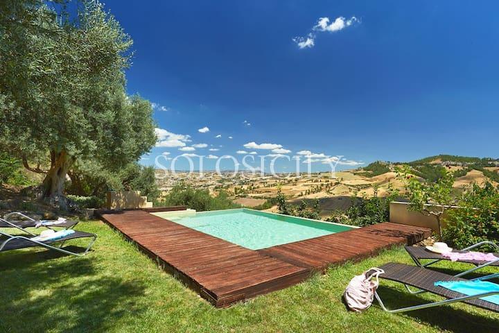 Caltagirone的民宿