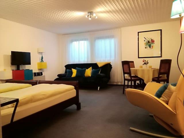 Wohnung in Wettenberg! Schön, ruhig und gemütlich!